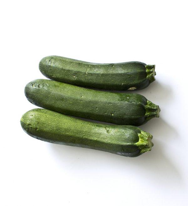 Zucchini Greenhouse to Garden